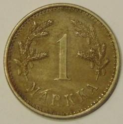 Münze > 1Mark, 1924 - Finnland  - reverse