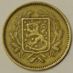 Münze > 5Mark, 1930 - Finnland  - obverse