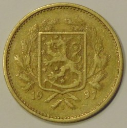 Münze > 5Mark, 1937 - Finnland  - reverse