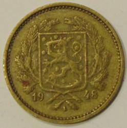 Münze > 5Mark, 1948 - Finnland  - obverse