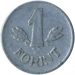 Монета > 1форинт, 1957-1966 - Венгрия  - reverse