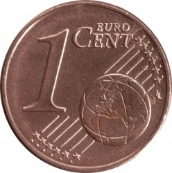 Coin > 1cent, 2002-2017 - Austria  - reverse