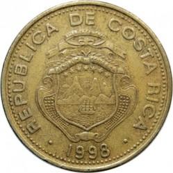 Moneda > 100colones, 1997-1998 - Costa Rica  - obverse
