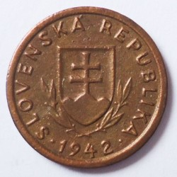 Minca > 10halierov, 1939-1942 - Slovensko  - obverse