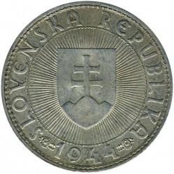 Monedă > 10coroane, 1944 - Slovacia  - obverse