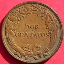 سکه > 2سنتاوو, 1919 - پرو  - reverse