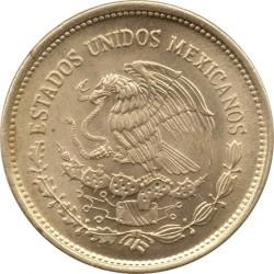 Munt > 20centavos, 1983-1984 - Mexico  - obverse