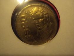 Coin > 20pesos, 1986 - Mexico  - reverse