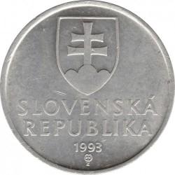 Moneta > 50halerzy, 1993-1995 - Słowacja  - obverse