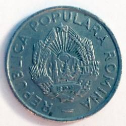 מטבע > 10באני, 1955-1956 - רומניה  - obverse