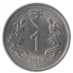 Монета > 1рупия, 2011-2018 - Индия  - reverse