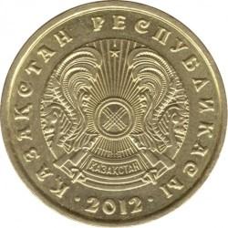 Монета > 5тенге, 2012 - Казахстан  - obverse