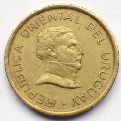 سکه > 1پزو, 1994 - اروگوئه  - obverse