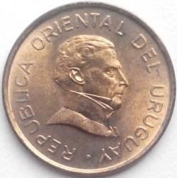 سکه > 2پزو, 1994 - اروگوئه  - obverse