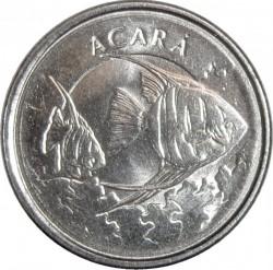Coin > 1000cruzeiros, 1992-1993 - Brazil  - obverse