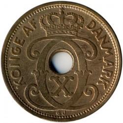 Coin > 5ore, 1927-1940 - Denmark  - obverse