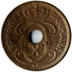 Moneta > 2ore, 1926-1940 - Dania  - obverse