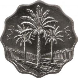 Munt > 10fils, 1981 - Irak  - reverse