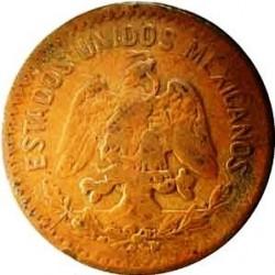 מטבע > 10סנטאבו, 1919-1935 - מקסיקו  - obverse