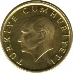 Кованица > 25.000лира, 2001-2004 - Турска  - obverse