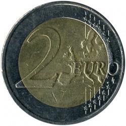 Moneta > 2euro, 2009 - Niemcy  (10 rocznica Unii Gospodarczej i Walutowej) - reverse