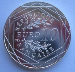 Moneda > 10euros, 2014 - Francia  (Gallo) - obverse