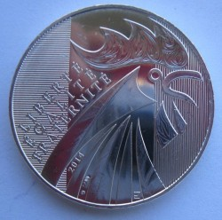 Moneda > 10euros, 2014 - Francia  (Gallo) - reverse