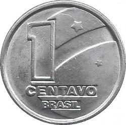 Moneda > 1centavo, 1989-1990 - Brasil  - obverse