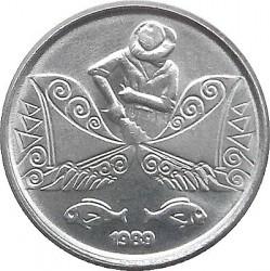 Monedă > 5centavo, 1989-1990 - Brazilia  - reverse