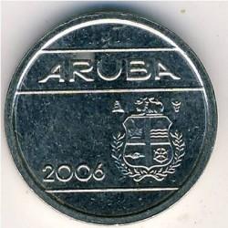 Монета > 5центов, 1986-2016 - Аруба  - obverse