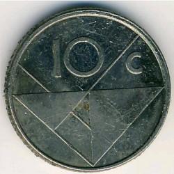 Moneta > 10centų, 2005 - Aruba  - reverse