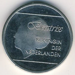 Monēta > 1florīns, 1986-2013 - Aruba  - reverse