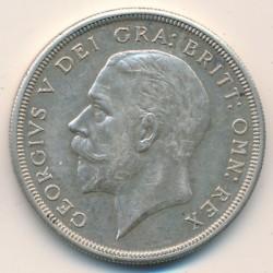 Moeda > 1coroa, 1927-1936 - Reino Unido  - obverse