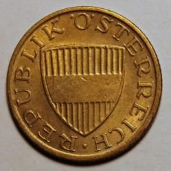 سکه > 50گروشن, 1987 - اتریش   - obverse