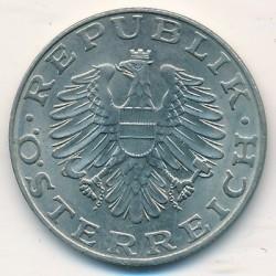 Coin > 10schilling, 1980 - Austria  - obverse