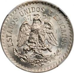 Νόμισμα > 1Πέσο, 1920-1945 - Μεξικό  - obverse