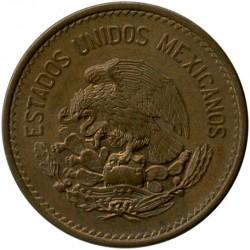 Coin > 20centavos, 1943-1955 - Mexico  - obverse