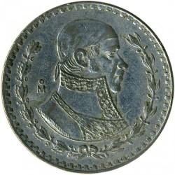 Moeda > 1peso, 1957-1967 - México  - reverse