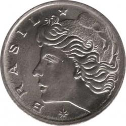 Moneta > 1centavo, 1975-1978 - Brazylia  (Seria FAO - Trzcina cukrowa) - obverse