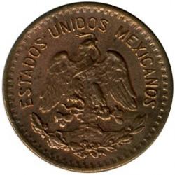 Moneda > 1centavo, 1905-1949 - México  - obverse