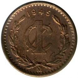 Moneda > 1centavo, 1905-1949 - México  - reverse
