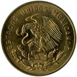 Νόμισμα > 5Σεντάβος, 1954-1969 - Μεξικό  - obverse