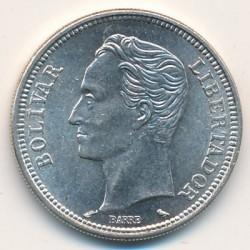 Νόμισμα > 2Μπολιβάρες, 1960-1965 - Βενεζουέλα  - reverse
