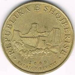 Moneda > 10lekë, 1996-2000 - Albania  - obverse
