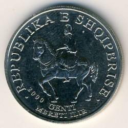 Moneda > 50lekë, 1996-2000 - Albania  - reverse
