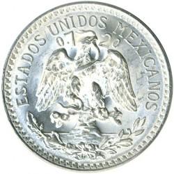 Moneda > 50centavos, 1919-1945 - México  - obverse
