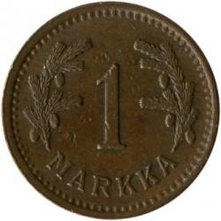 Münze > 1Mark, 1942 - Finnland  - reverse