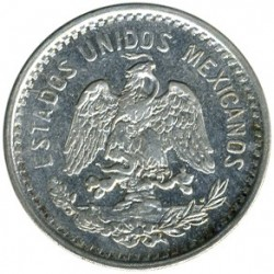 Moeda > 10centavos, 1905-1914 - México  - reverse