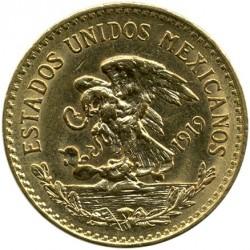 Νόμισμα > 20Πέσος, 1917-1959 - Μεξικό  - obverse