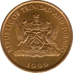 Moeda > 1cêntimo, 1976-2016 - Trinidad e Tobago  - obverse